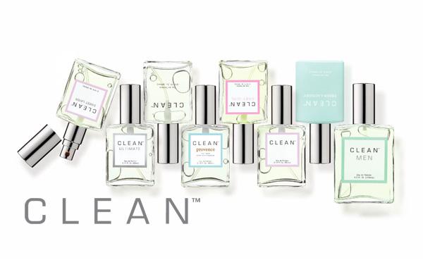 香水選びにお悩みの方におすすめ!CLEAN(クリーン)をぜひ一度使ってみて